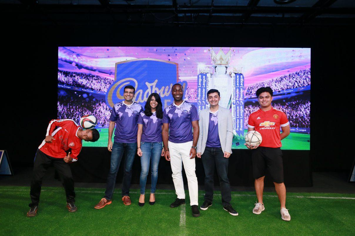 Cadbury & English Premier League Di Malaysia Berganding Bahu