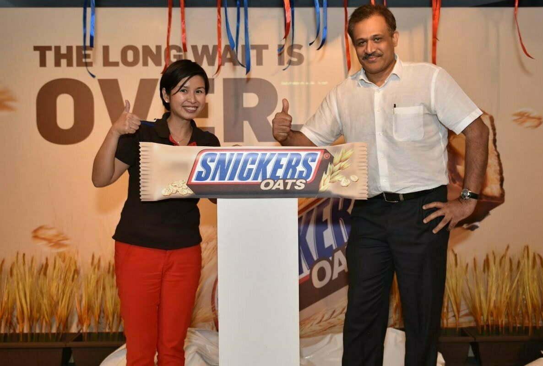 Snickers Oats Longer Hunger Story - Kongsikan Pengalaman Anda