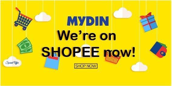 MYDIN Umumkan Kerjasama Strategik dengan Shopee Malaysia