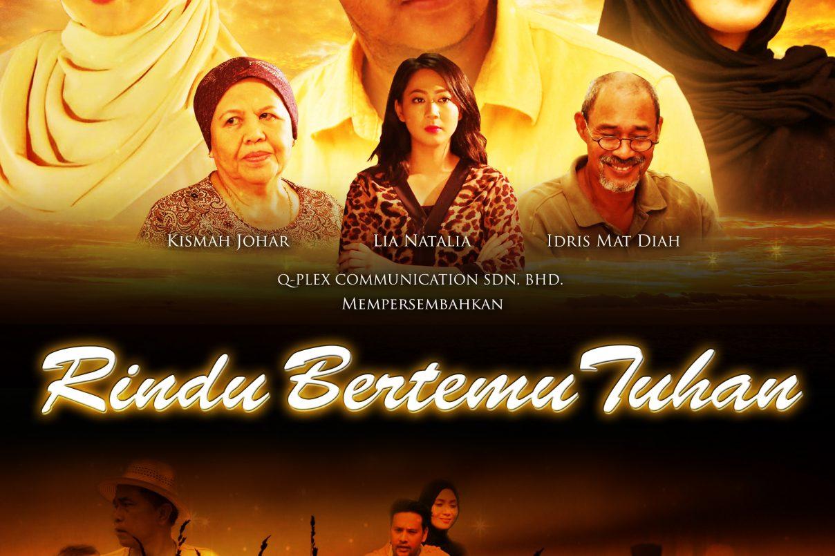 Rindu Bertemu Tuhan Dalam Slot Panggung Seri di TV1