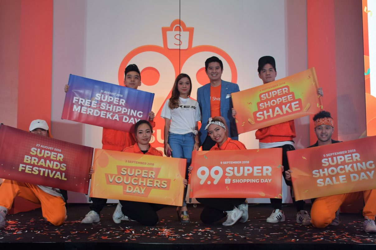 Shopee 9.9 Super Shopping Day