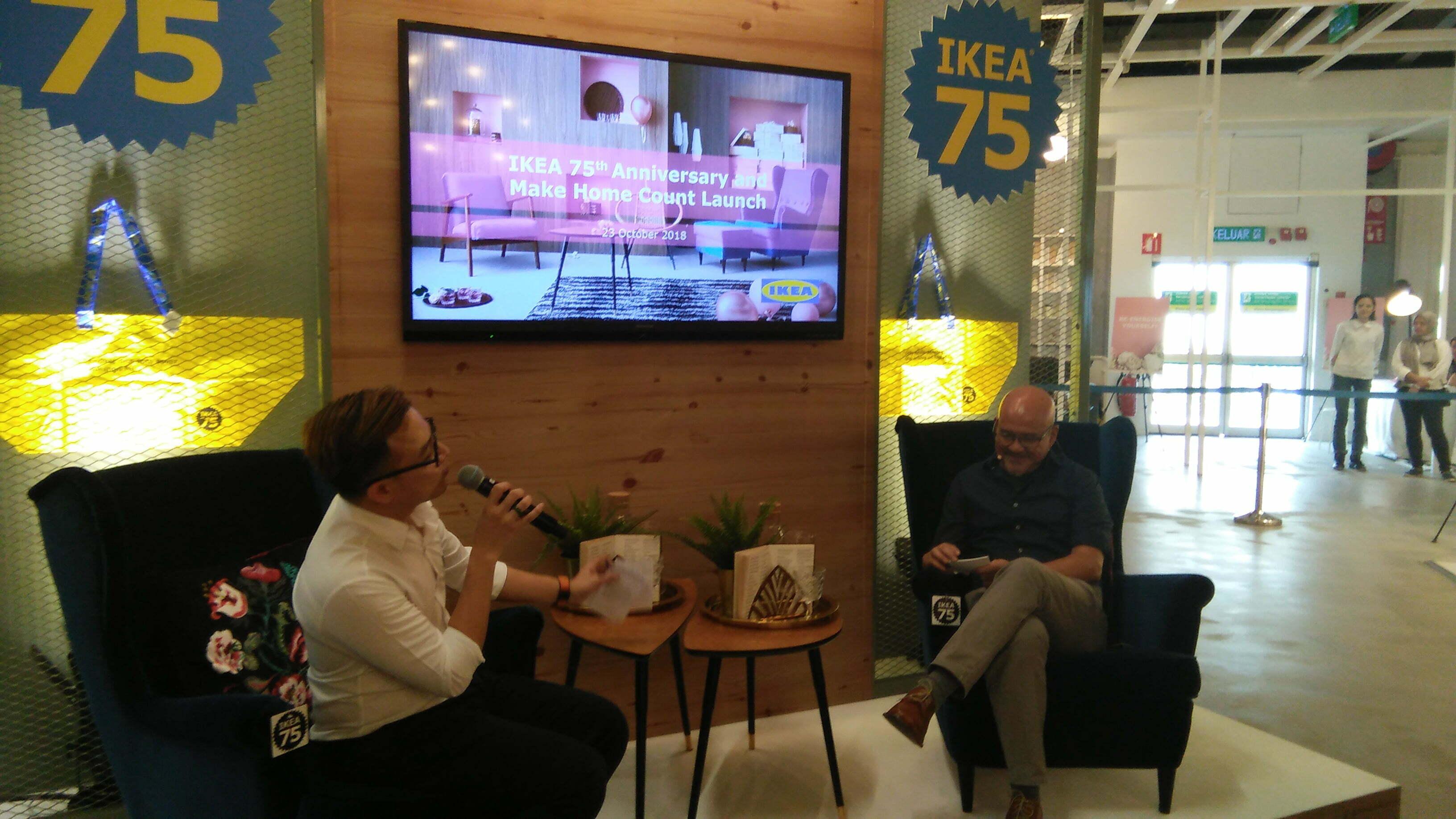 Ulangtahun ke 75 IKEA