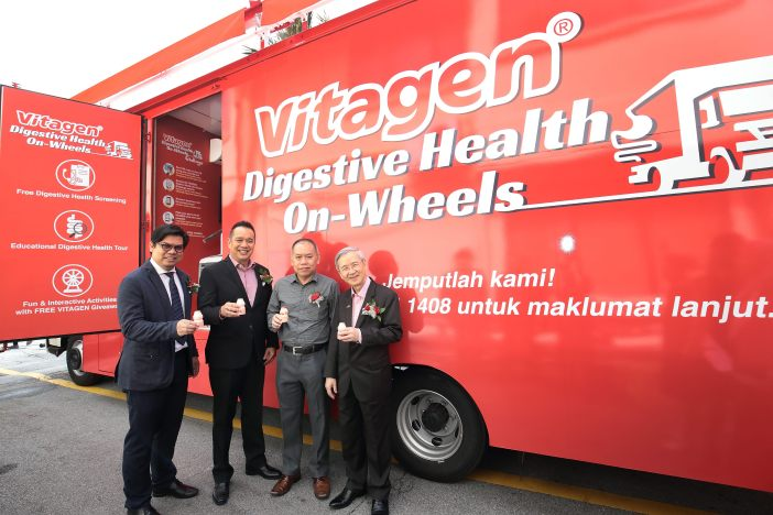 VITAGEN Digestive Health On-Wheels