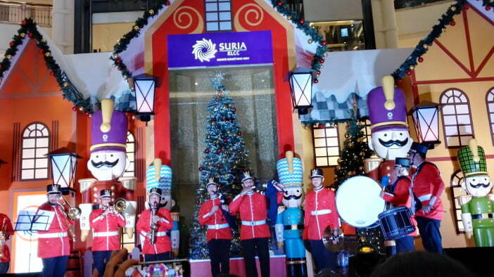 Celebrate Magical Whimsical Christmas at Suria KLCC
