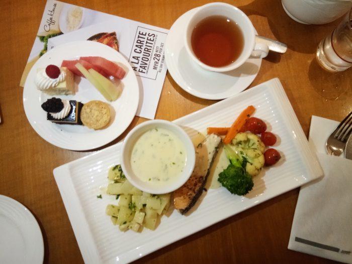 Ala Carte Favourites Sunway Putra Hotel KL