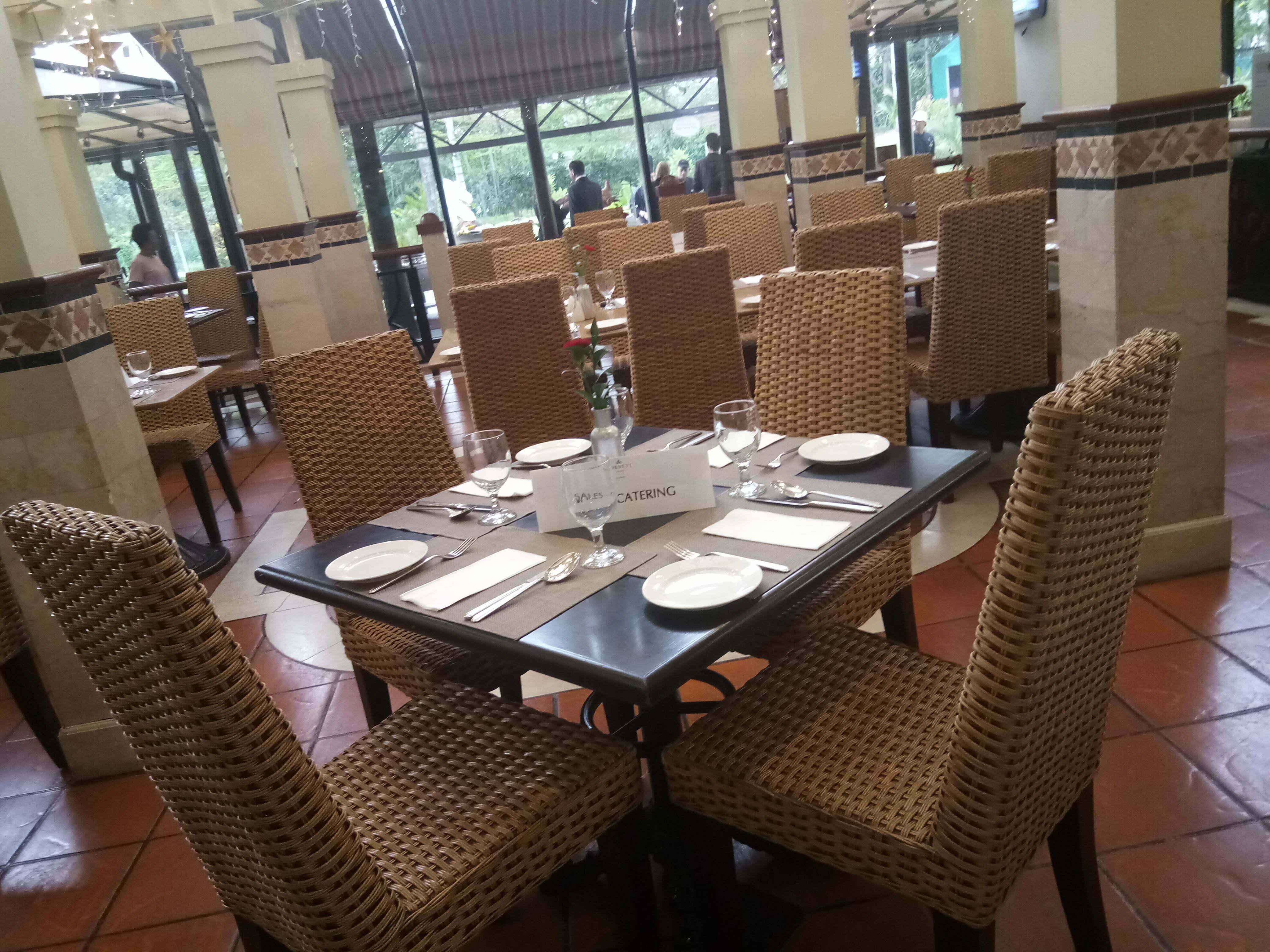 Buffet Ramadan Dorsett Subang