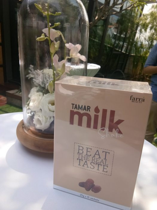Tamar Milk Shake