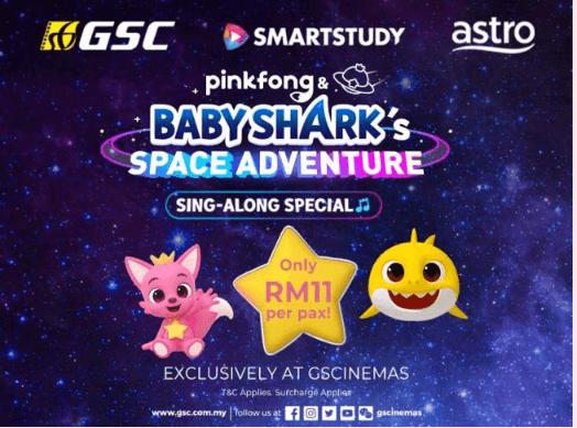 Pinkfong dan Baby Shark