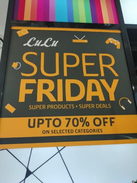 LuLu Super Friday
